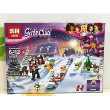 Конструктор - Girls Club 243 дет. 01041