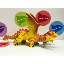 Игрушка - Динозавры в ассортименте двухголовые