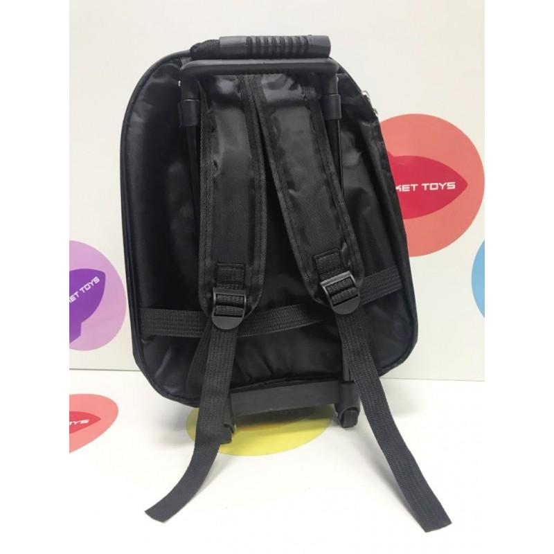 Детский рюкзак-чемодан 2 в 1 в ассортименте