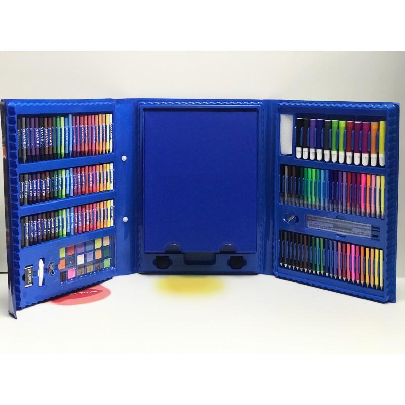 Набор для рисования и творчества в ассортименте 176 дет.