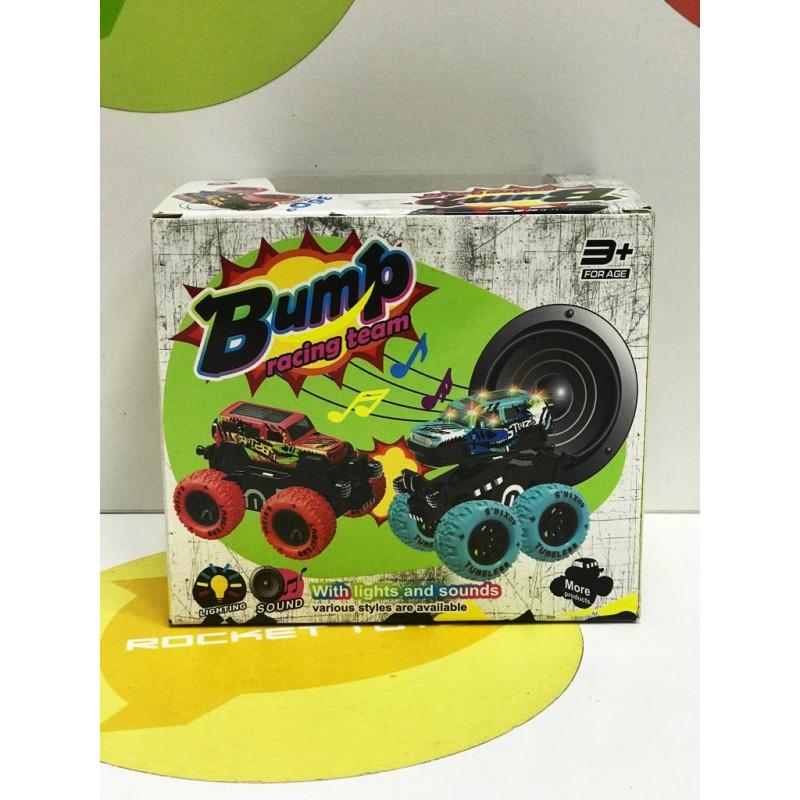 Игрушка - Машинка Bump металл 12345M
