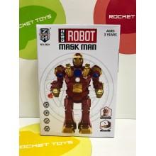 Игрушка - Робот супер герой 821