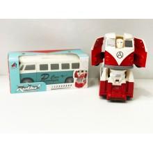 Игрушка - Автобус-Робот 0851