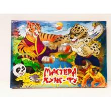 Игра настольная - Мастера Кунг-Фу