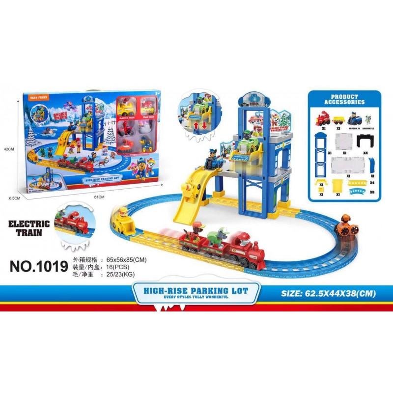 Игровой набор - База спасателей 1019