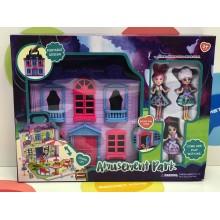 Игровой набор - Дом с куклами 11693