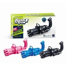 Игровой набор - Пулемет с мыльными пузырями 1225