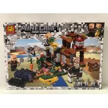 Конструктор - Minecraft на 435 дет. 123-555