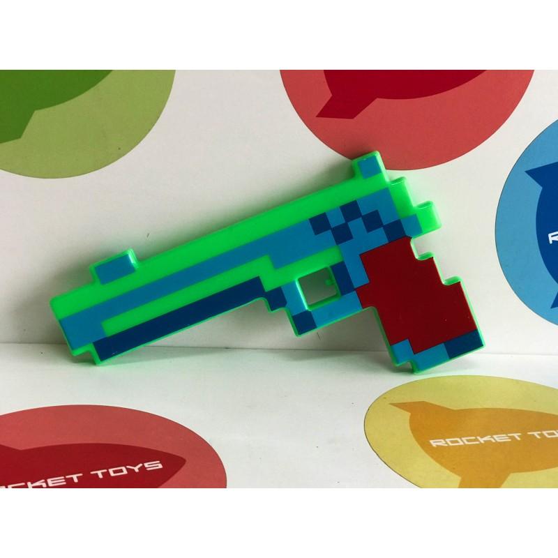 Игрушка - Пистолет Minecraft