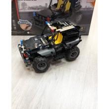 Конструктор - Jeep Police на Р/У 13005
