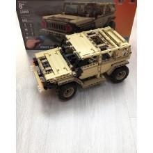 Конструктор - Jeep на Р/У 13009