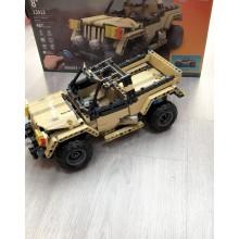 Конструктор - Jeep на Р/У 13013