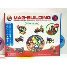 Игрушка - Магнитный конструктор 138 деталей