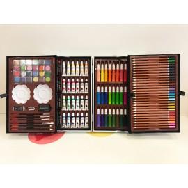 Набор для рисования и творчества в ассортименте 145 дет.