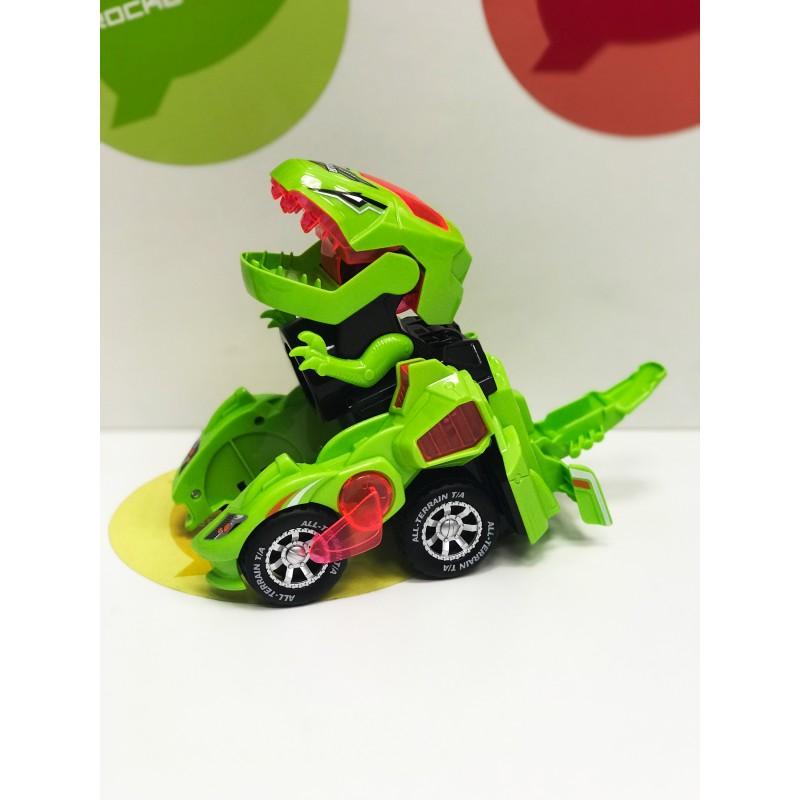 Динозавр - Робот