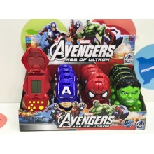 Игрушка - Тетрис набор Супер герои