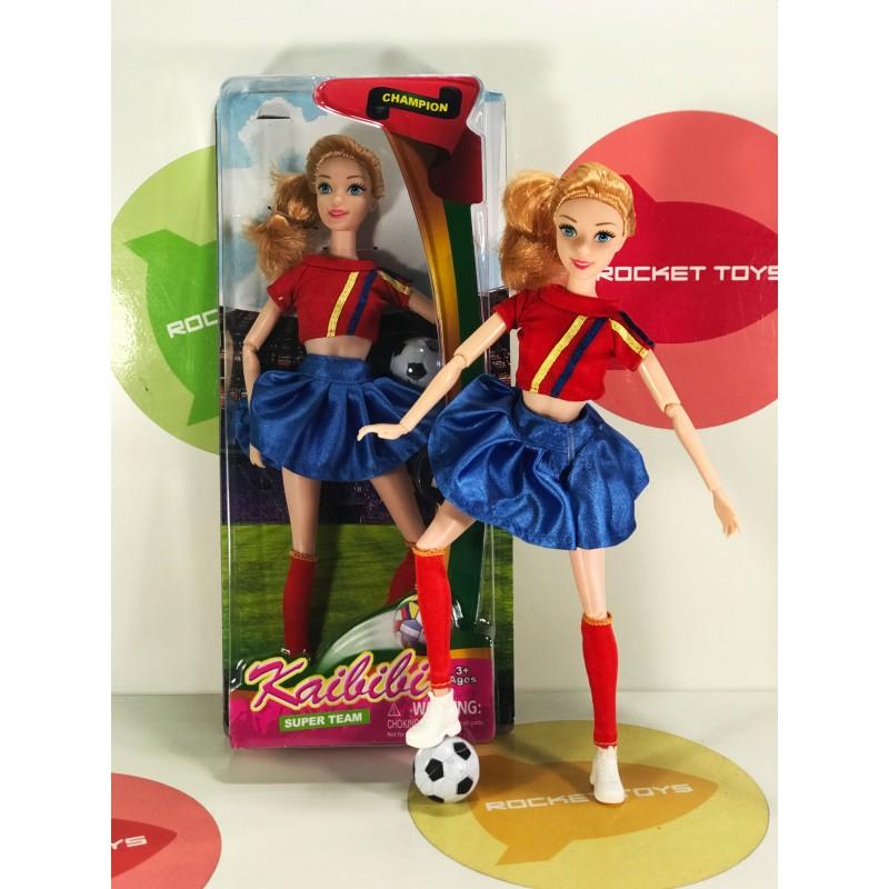 Кукла - Kaibibi Red-B