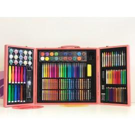 Набор для рисования и творчества в ассортименте 186 дет.