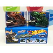 Хот Вилс - набор Динозавры 8 шт.