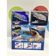 Хот Вилс - набор Акулы 12 шт.