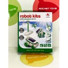 Игрушка - Robot kits 2011
