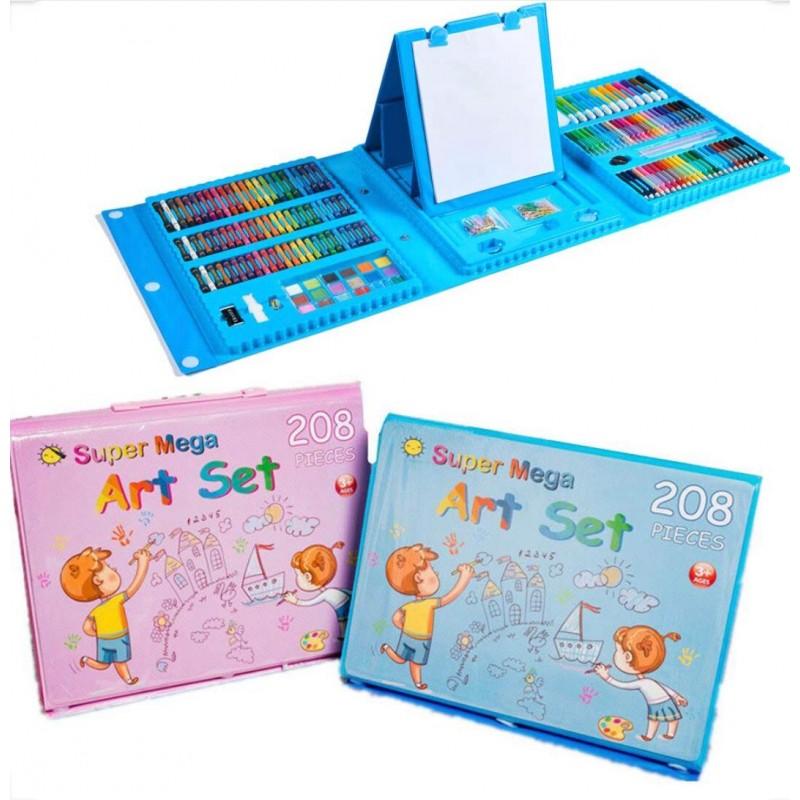 Набор для рисования и творчества в ассортименте 176-208 дет.