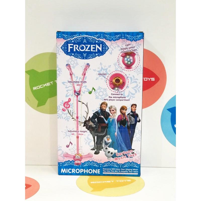 Игровой набор - Микрофон со стойкой Холодное сердце 5871