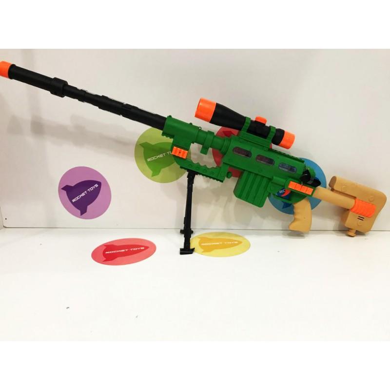 Игрушка - Снайперская винтовка LX7366A