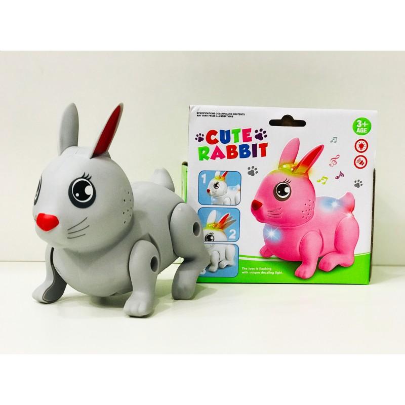 Игрушка - Веселый кролик 6688B