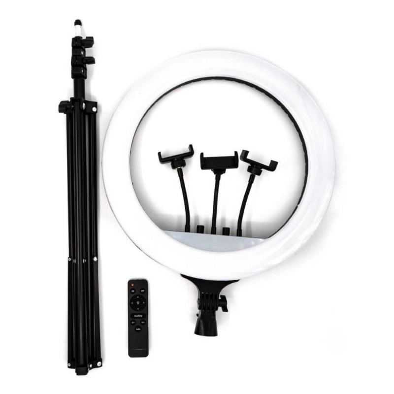 Кольцевая селфи-лампа 36 см LED RING FILL LIGHT RL-14