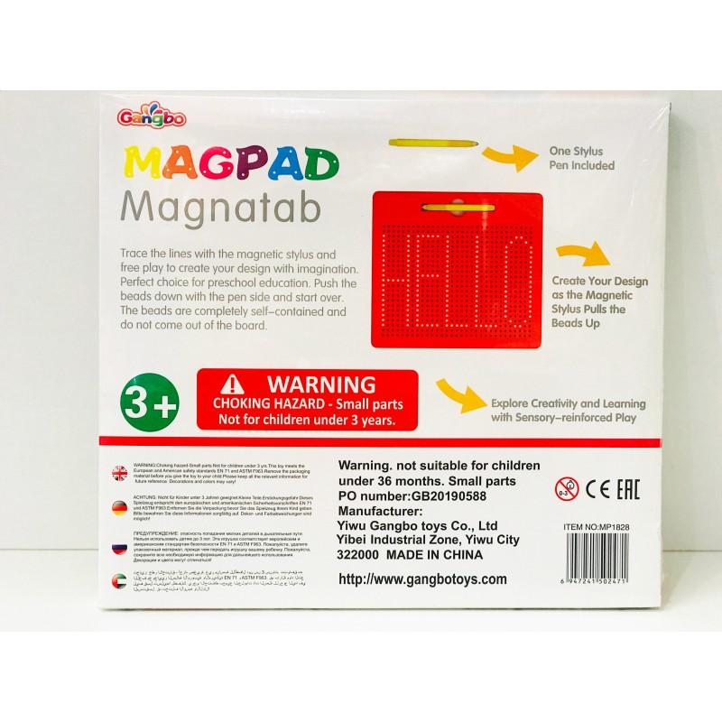 Магнитный планшет для рисования магнитами MP1828