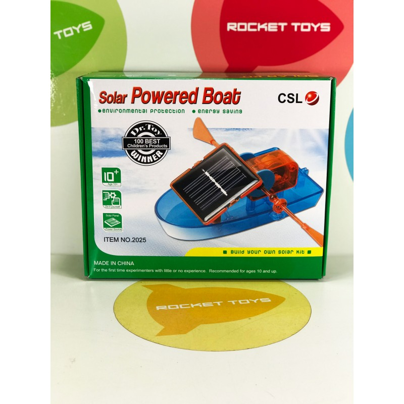 Игрушка - Solar Powered Boad-B