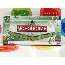 Игра настольная - Монополия зеленая 2030R
