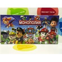 Игра настольная - Монополия спасатели