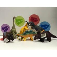 Игрушка - Динозавры набор 6 шт. 211