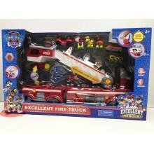 Игровой набор - Пожарная машина 21251