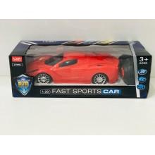 Игрушка - Машинка Fast sports на Р/У 222