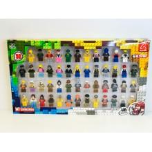 Игрушка - Фигурки Minecraft 50 в 1 25795C