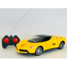 Игрушка - Машинка Emulation Car Model Yellow на Р/У 27-18G