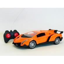 Игрушка - Машинка Emulation Car Model Orange на Р/У 27-18G