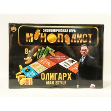 Игра настольная - Монополист Олигарх