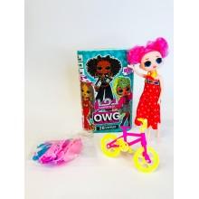 Кукла - сюрприз с волосами модница 299-2