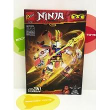 Конструктор - Ninja 2 в 1 313-1