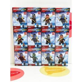 Конструктор - Ninjago 12 шт. 3309