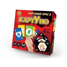 Игра настольная - картУно