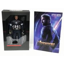Игрушка - Супер герой Капитан Америка 40 см 3334