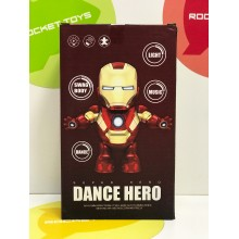Игрушка - Robot Dance Iron Man 363-16A