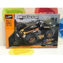 Конструктор - MecFactor Квадроцикл 3801