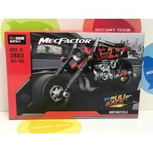Конструктор - MecFactor Мотоцикл 3803