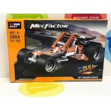 Конструктор - MecFactor Болид 3804